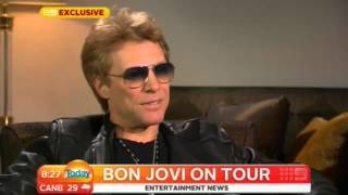 Download Jon Bon Jovi talks about Sambora: ″He didn't do it to hurt me..″ Video