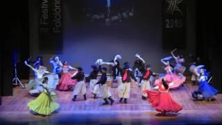 Download Argentinian folk dance: Arrumbita Video