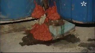 Download ضبط 20 الف طن من معجون الطماطم الفاسدة بالعرائش الموجهة للاسواق المغربية خلال شهر رمضان Video