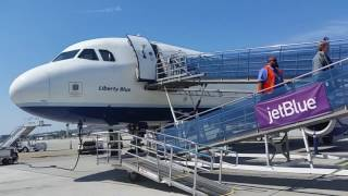 Download Jetblue A320 Full Flight | LGB - RNO | My First Jetblue Experience Video