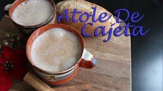 Download #Atole de Cajeta (How To) Video