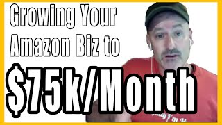 Download 10 Ways I Grew My Amazon Business to $75k / month - SlamazonBros Video