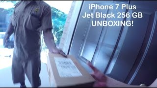 Download iPhone 7 Plus Jet Black Unboxing w/ Tech21 Evo Case / Sample Videos / Photos Video