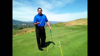 Download Stick It! Simple Golf Drills Using Alignment Rods Video