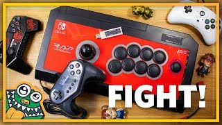 Download Best Nintendo Switch Fighting Game Accessories - List and Review Video