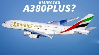 Download Why Doesn't EMIRATES ORDER the A380plus? Video