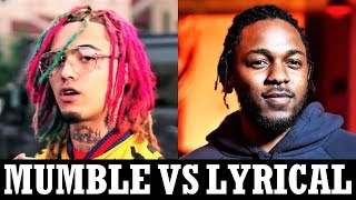 Download Mumble Rappers Vs. Lyrical Rappers [Style Comparison] Video