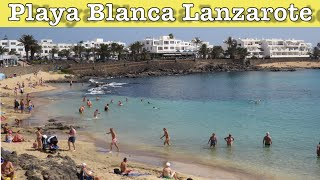 Download Playa Blanca Lanzarote Holiday HD Video