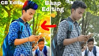 Download Owesom CB Edit Picsart Like Photoshop | CB Editing Tutorial By Picsart Best Picsart Creation In 2017 Video
