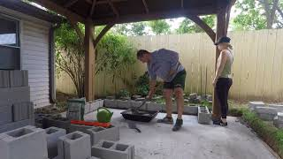 Download My Affordable Patio Project! DIY Pompeii Wood Fired Pizza Oven, Gazebo, and More! Video