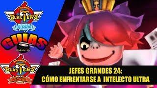 Download TODOS LOS JEFES MODO ULTRA 24: Cómo enfrentarse a INTELECTO ULTRA - Yo-kai Watch Blasters Video