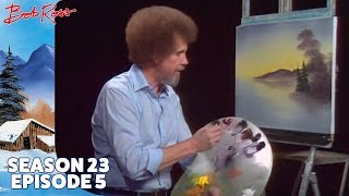 Download Bob Ross - Quiet Cove (Season 23 Episode 5) Video