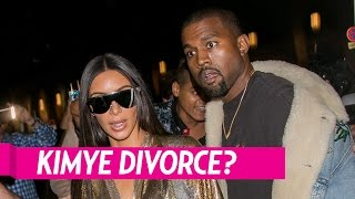 Download Will Kim Kardashian Divorce Kanye West? Video