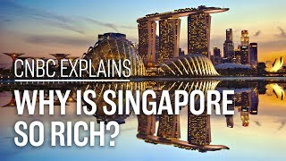 Download Why is Singapore so rich? | CNBC Explains Video
