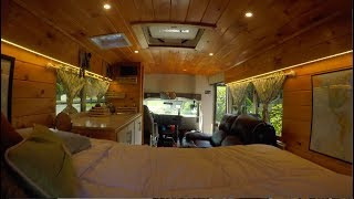 Download SHORT BUS TINY HOME BUILD START TO FINISH Video