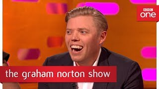 Download What did Rob Beckett look like when he was 15? - The Graham Norton Show - BBC One Video