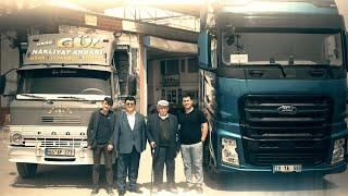 Download Nesiller Boyu Devam Eden Tutku I Gül Nakliyat I Ford Trucks Video