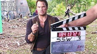 Download JURASSIC WORLD: FALLEN KINGDOM (2018) | Behind the Scenes of Adventure Movie Video