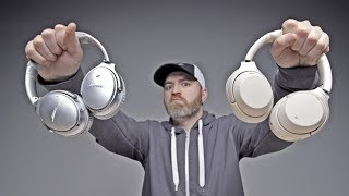 Download The Best Noise Cancelling Headphones... Bose or Sony? Video