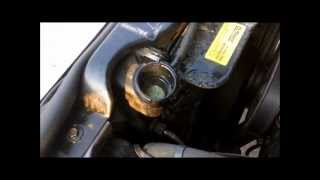 Download Clearing the Cooling System of Air. 'Burping' the Radiator. Jeep. Video