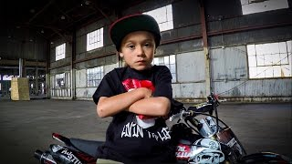 Download GoPro: AJ Stuntz - The 6-Year-Old Stunt Rider Video