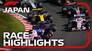 Download 2018 Japanese Grand Prix: Race Highlights Video