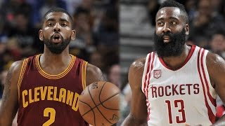 Download James Harden and Kyrie Irving Duel in The Q Video