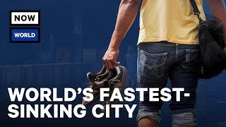 Download The World's Fastest-Sinking City | NowThis World Video