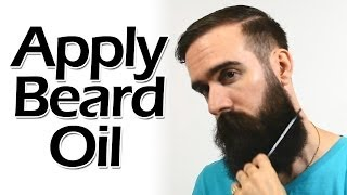 Download How to Apply Beard Oil like a Boss Video