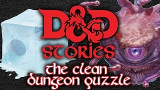 Download D&D Stories: The Clean Dungeon Puzzle Video