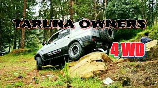 Download Taruna owners off-road 4WD Video