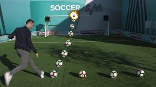 Download Robbie Keane | 10 Ball Crossbar Challenge! Video