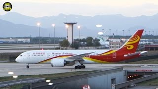 Download SKYTRAX 5-STAR Hainan Boeing 787 BUSINESS Class Haikou-Beijing! [AirClips full flight series] Video