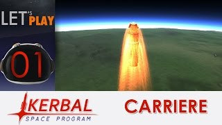 Download [FR] Kerbal Space Program - Carrière 1.0 - ep.1 Video
