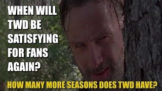 Download The Walking Dead Season 8 & Series Discussion - How Many More Seasons Does TWD Have Left In It? Video