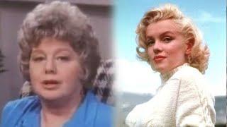 Download SHELLEY WINTERS on MARILYN MONROE — Diva on Diva Video