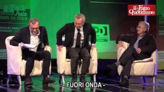 Download Pd, scintille tra Giachetti e D'Alema nel fuori onda. ″Massimo, che stai a dì?″. ″Meglio se mangiavi Video