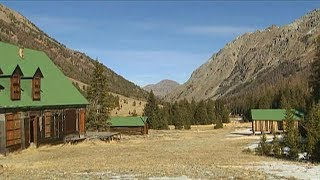 Download Risky Business: The Ghost Town of Kirwin - Main Street, Wyoming Video