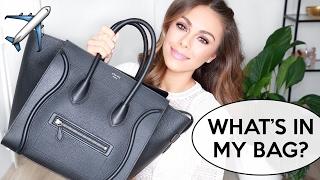 Download WHAT'S IN MY TRAVEL BAG | Annie Jaffrey Video