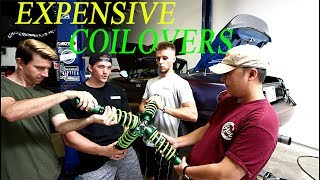 Download Installing Fortune Auto Coilovers Video
