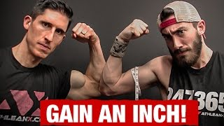 Download Add an Inch to Your Arms (ONE SINGLE PUMP!!) Video