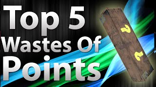 Download TOP 5 Wastes Of Points in ″Call of Duty Zombies″ - Black Ops 2 Zombies, Black Ops, & World at War Video