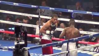Download Ladarius Miller 3rd round KO in second pro fight Video