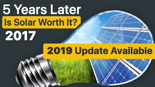 Download Is Solar Worth It? 5 Years after installing Solar Panels, I Share what I learned on my Journey Video