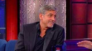 Download George Clooney Extended Interview Video