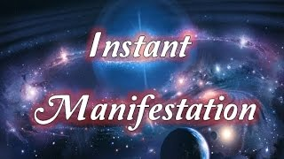 Download Instant Manifestation - Amazing Tips to Manifest FAST - Law of Attraction (new) Video