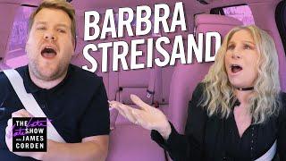 Download Barbra Streisand Carpool Karaoke Video