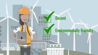 Download Green Jobs: The key to sustainable development Video