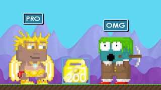 Download Growtopia | How To Be A Pro!!! The truth! Video