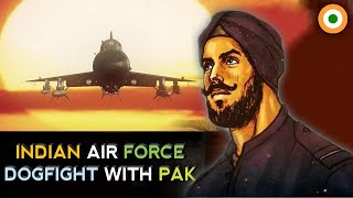 Download Indian Air Force Dogfight With Pakistan - Flying Officer Nirmal Jit Sekhon | Param Vir Chakra Video